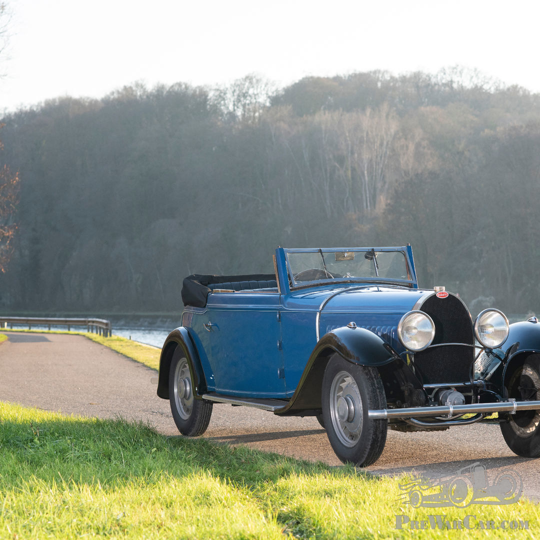 Mar 21, 2000· bugatti continued their proud heritage in 1999 with the introduction of the eb 218, first shown to the public at the geneva motorshow. Car Bugatti 49 Cabriolet 1932 for sale - PreWarCar