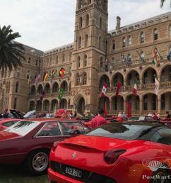 australia s take on ferrari s festivities [ 1200 x 897 Pixel ]