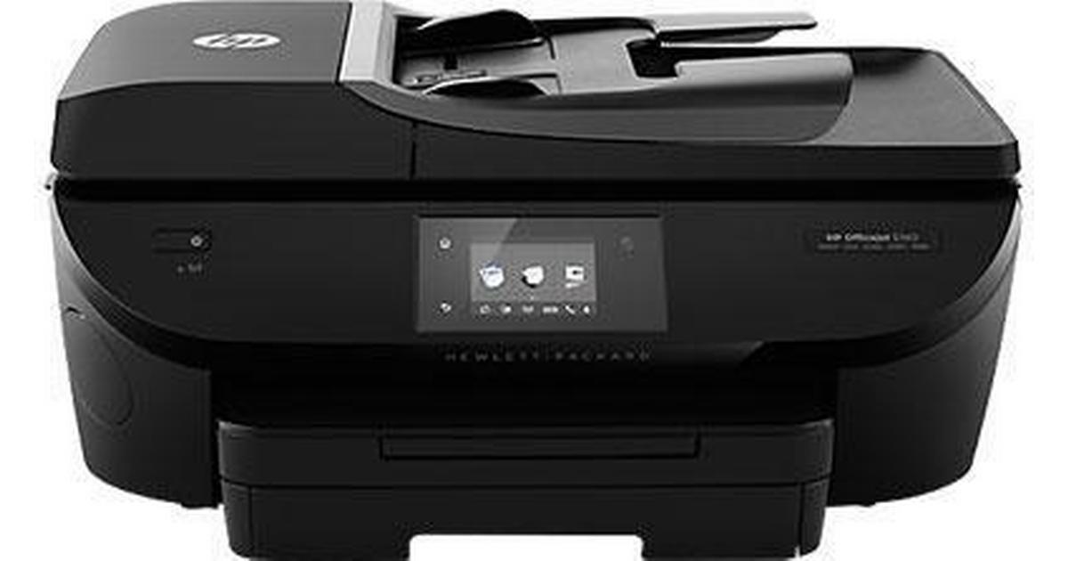 HP Officejet 5740 - Sammenlign priser hos PriceRunner