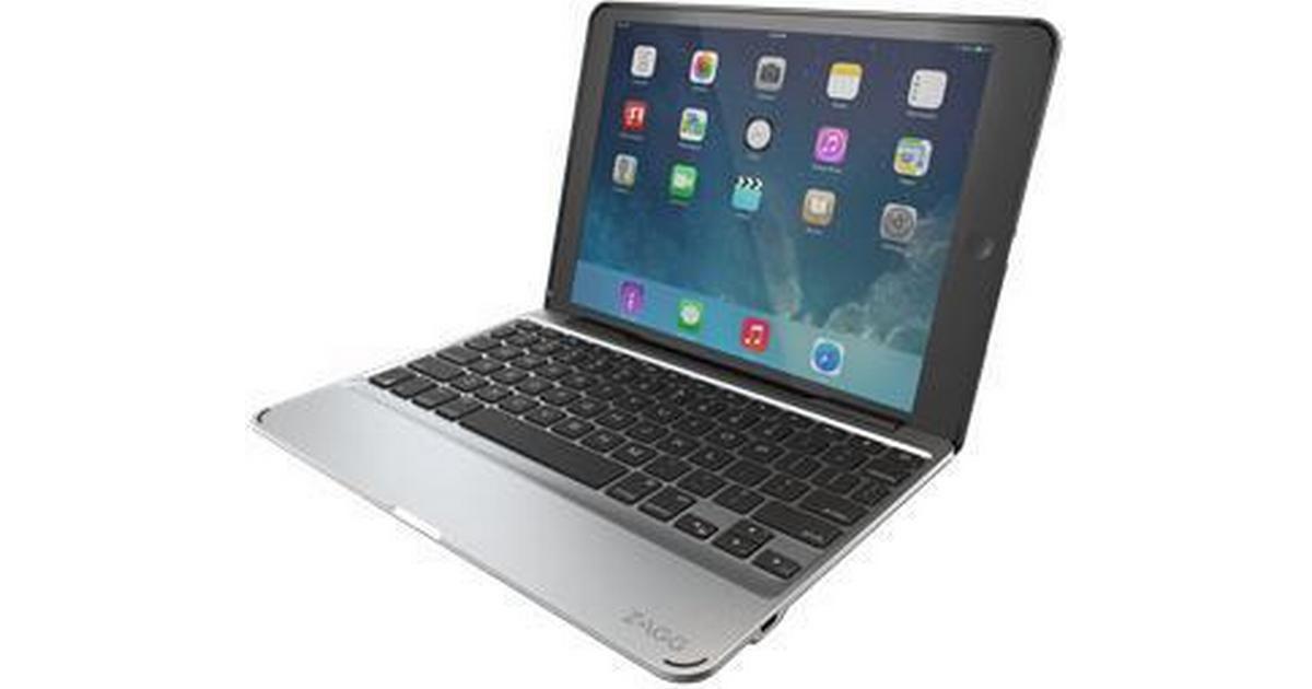 Zagg Slim Book Case With Keyboard Apple Ipad Air 2 Hitta