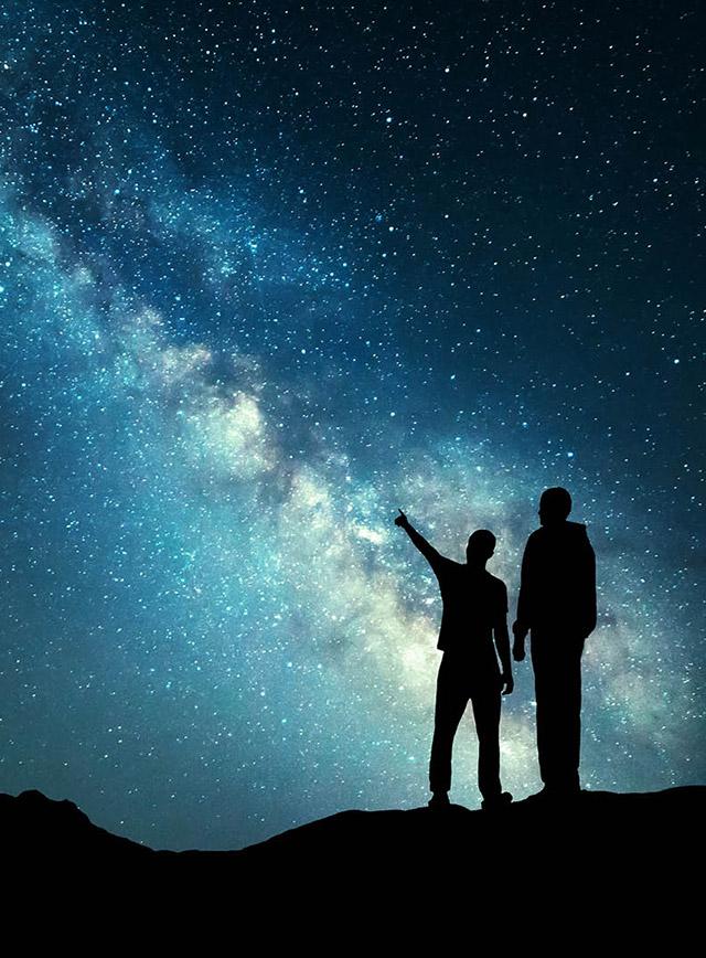 La Tete Dans Les Etoiles : etoiles, Observation, étoiles, Astronome, Hôtel, Provence