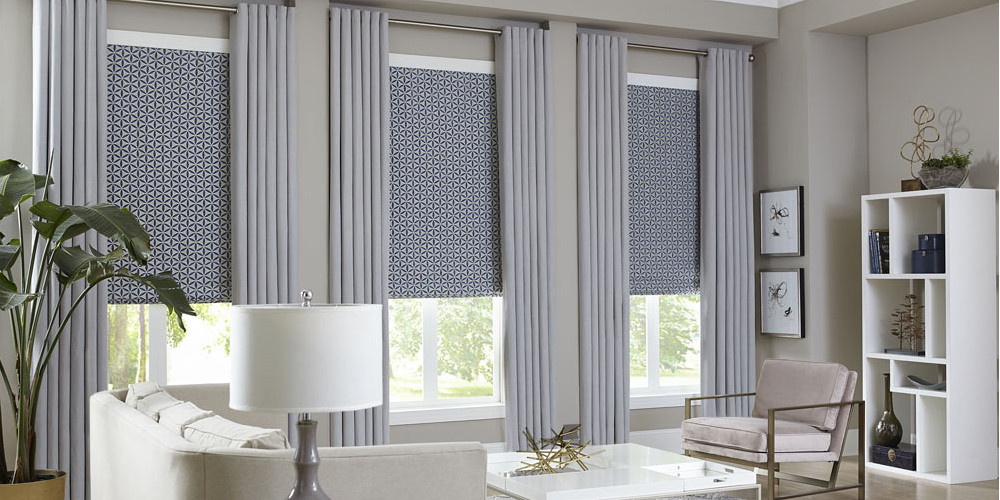 how to layer window treatments the
