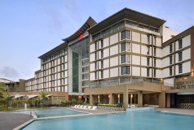 Accra Marriott Hotel, the fourth-best hotel in Ghana