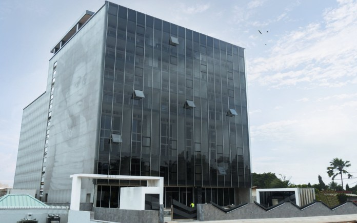 Kwarleyz Residence Accra, the 9th best hotel in Ghana