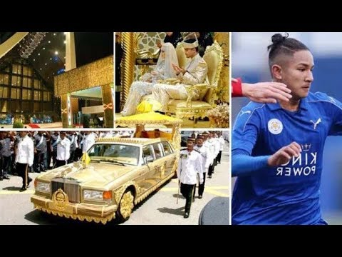 Faiq Bolkiah is the richest football player in the world in 2021 with a net worth of $20 billion