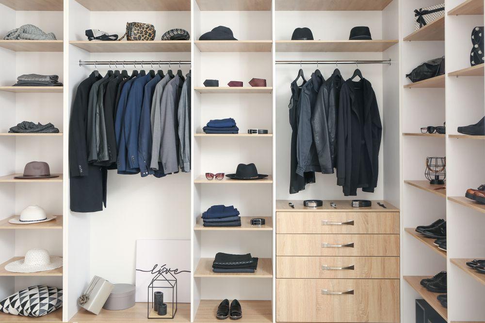comment faire un dressing