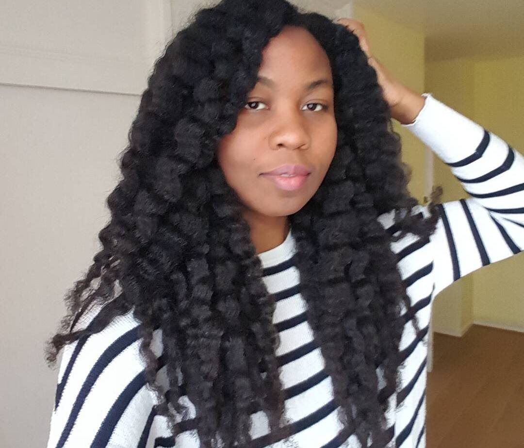 My Experience Using Castor Oil For Natural Hair Growth 4c