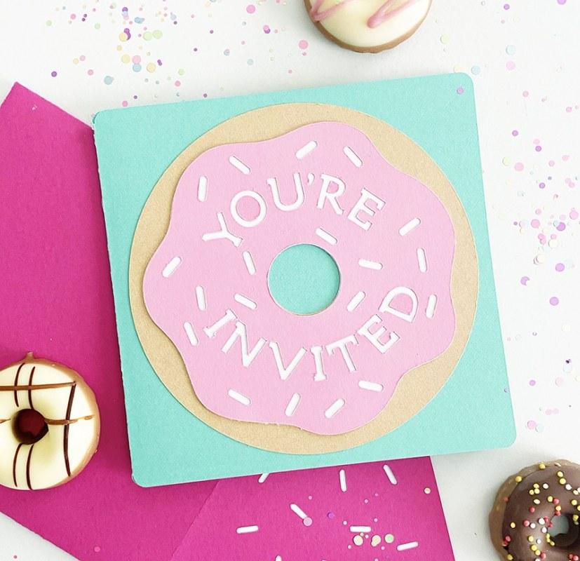 diy birthday invitation ideas and