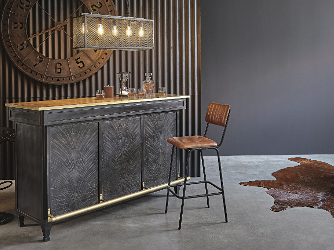 interieur style industriel idees