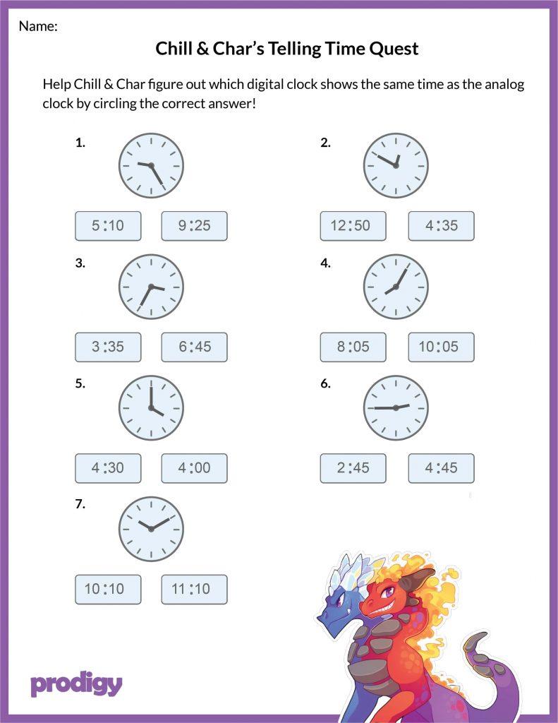 hight resolution of https://www.prodigygame.com/in-en/blog/telling-time-worksheets/