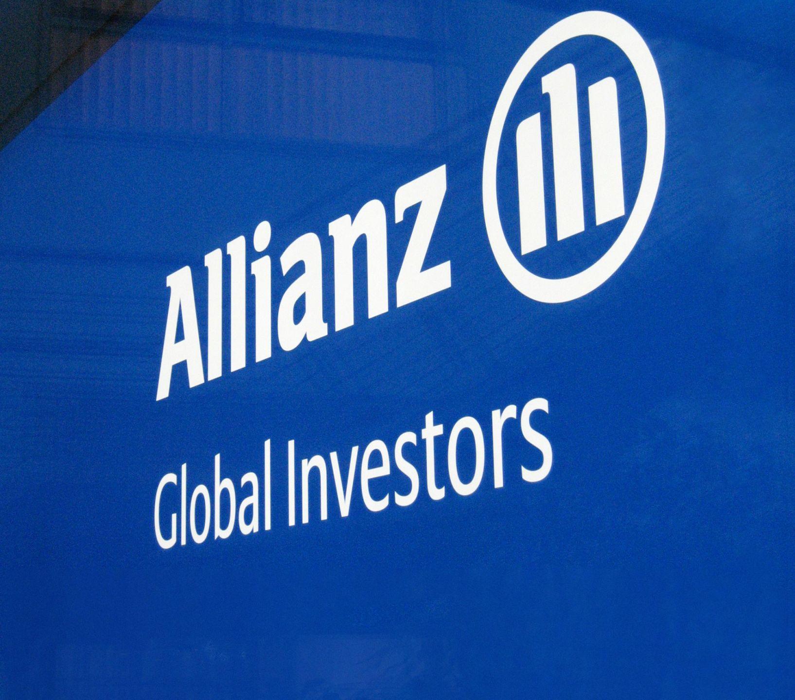 Allianz Global Investors — Work — Wolff Olins