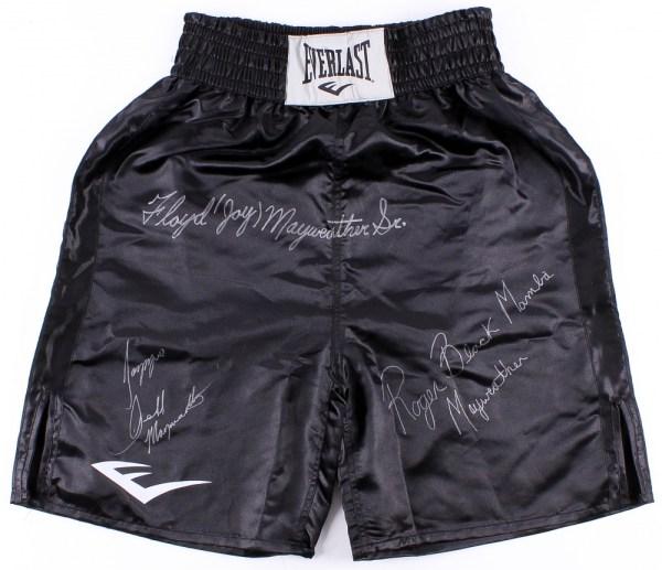 Floyd Mayweather Boxing Trunks
