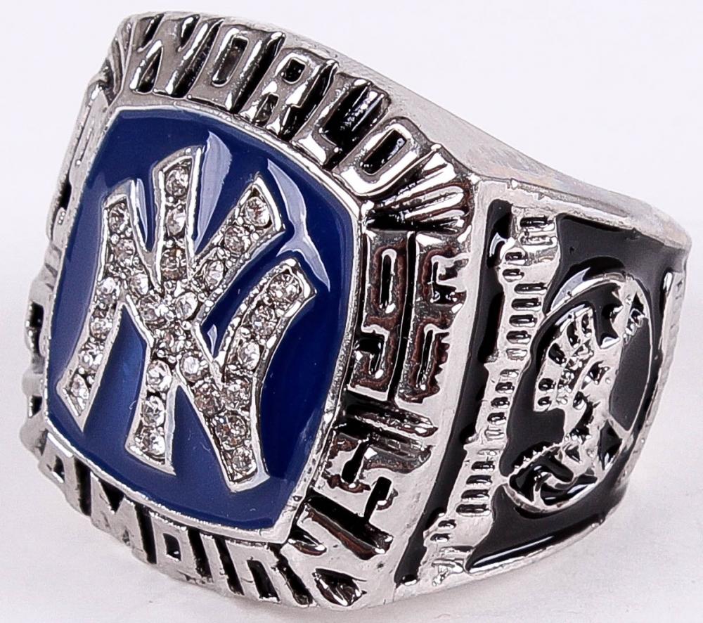 2009 Yankees Jeter Series Ring World