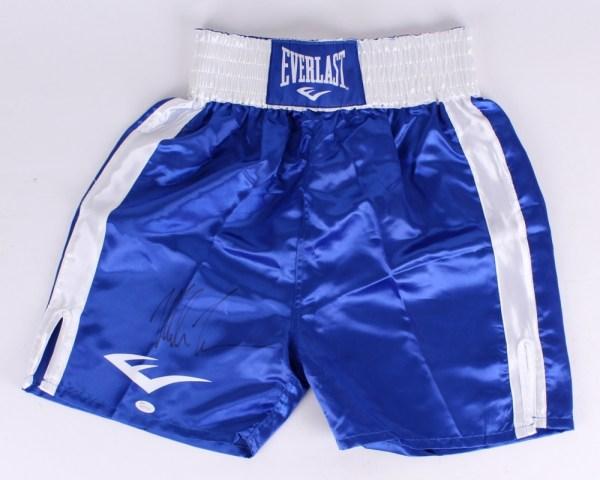 Custom Boxing Trunks Everlast