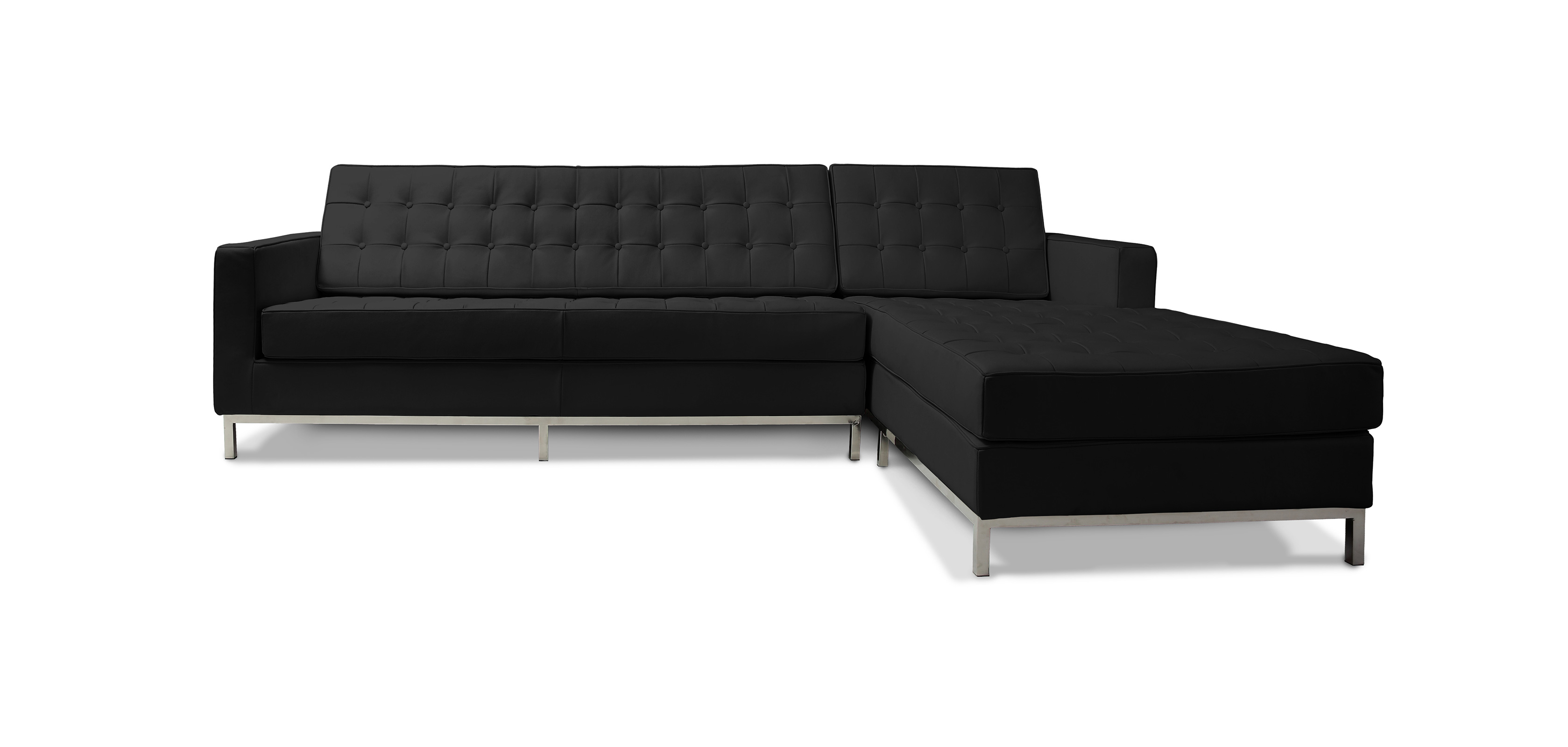right angled sectional sofa lounges sofas design corner florence knoll style angle