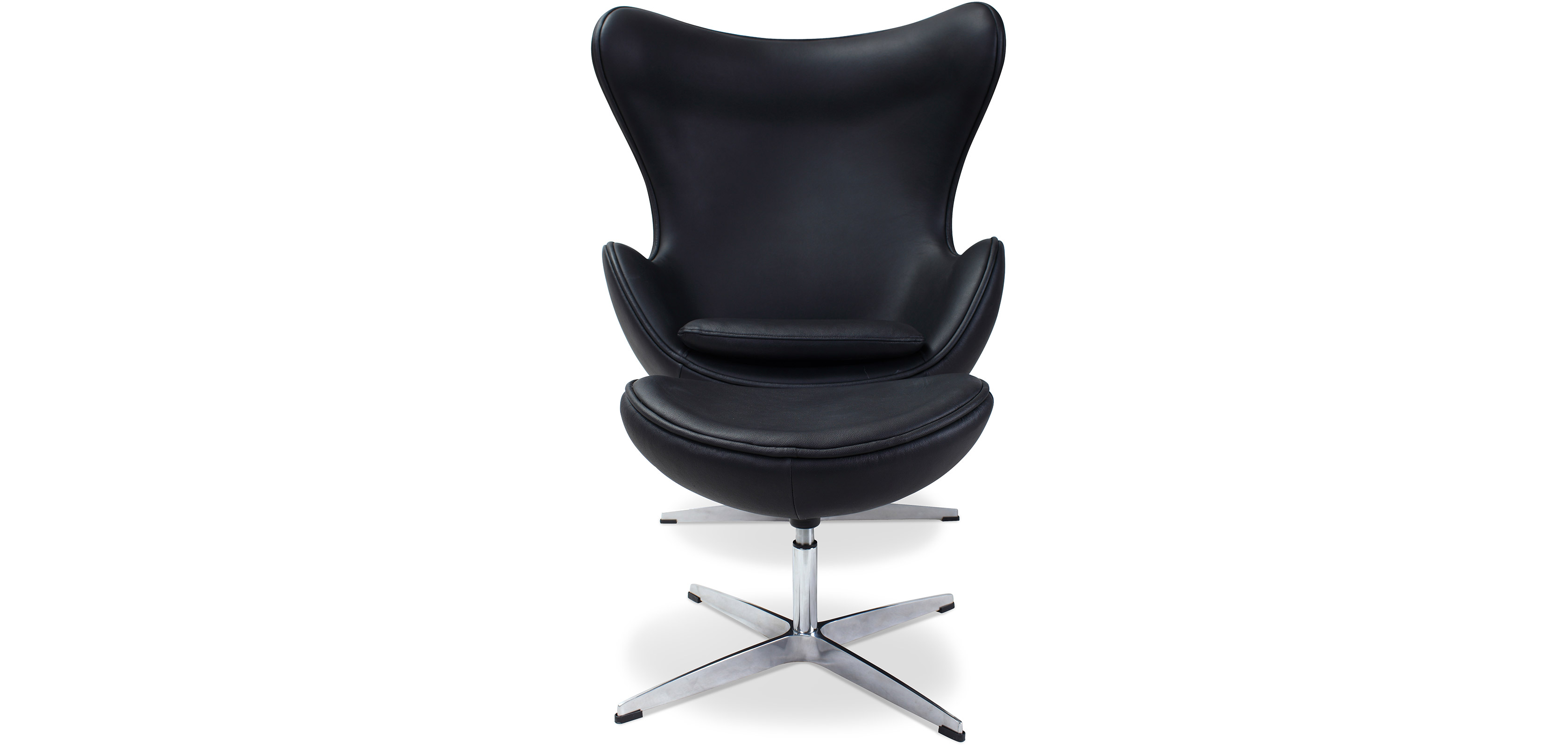 Cocoon Chair Cocoon Chair With Ottoman Premium Leather Armchair