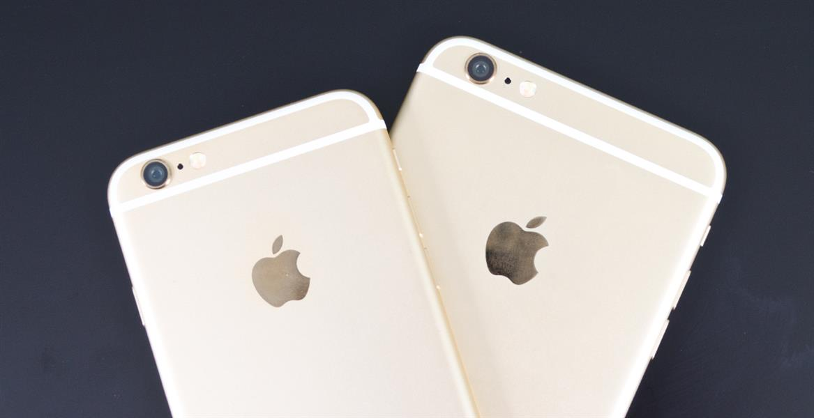 Apple iPhone 6 ou iPhone 6 Plus?