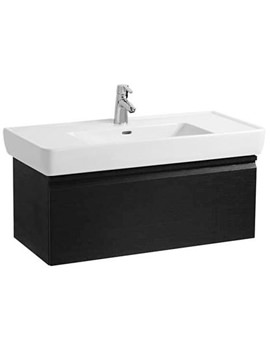 Twyford E200 400mm White Unit For 450mm 1 Or 2 Tap Hole