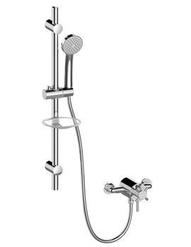 Mira Agile ERD Thermostatic Mixer Shower Chrome