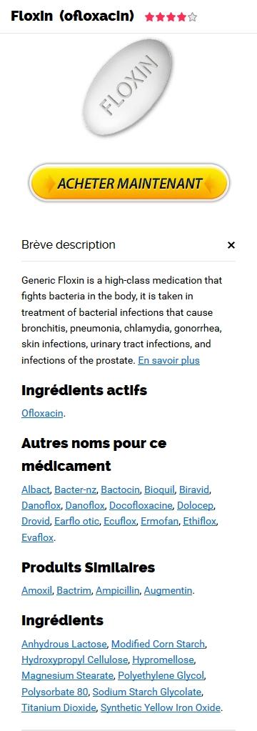 Vente De Floxin 400 mg