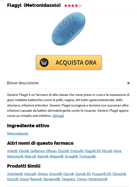 Flagyl Veneto Economico – Cheap Online Pharmacy