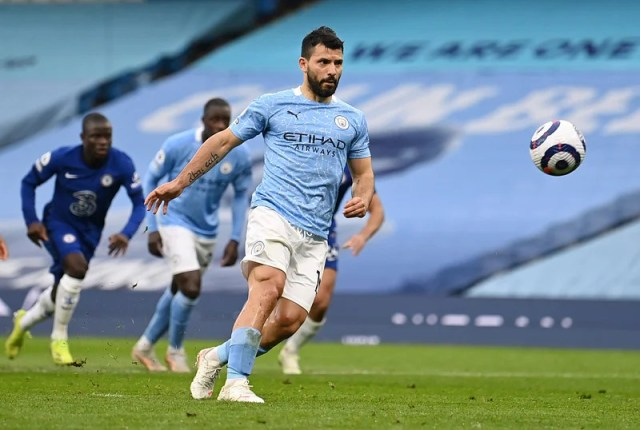 The Argentine star could have left Manchester City with full satisfaction if he had won the Champions League.