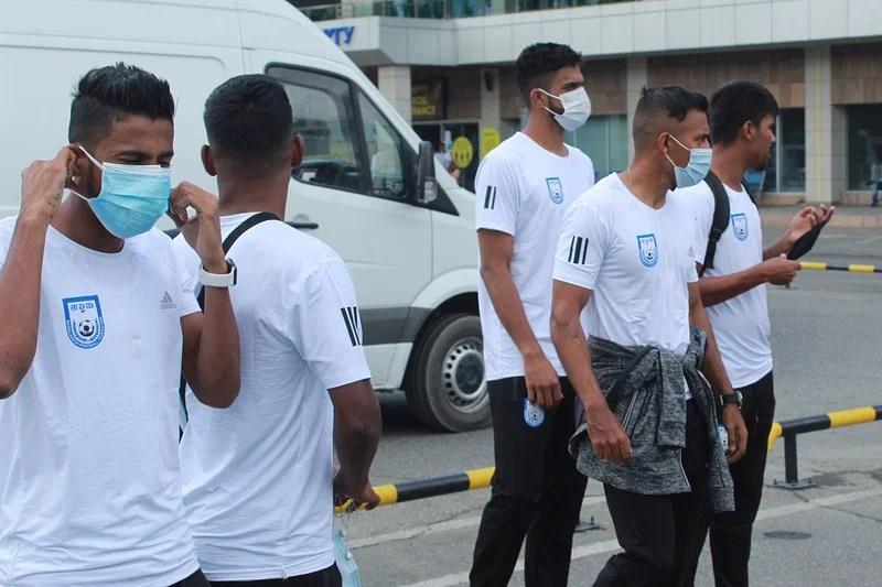 কিরগিজস্তানে জাতীয় ফুটবল দল