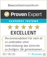 Ratings & reviews for Bewusstseinszentrum