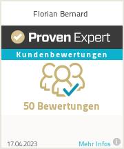 Erfahrungen & Bewertungen zu Florian Bernard