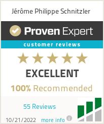 Erfahrungen & Bewertungen zu Jérôme Philippe Schnitzler