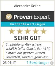 Erfahrungen & Bewertungen zu Alexander Keller