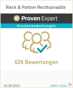 Erfahrungen & Bewertungen zu IPCL Rieck & Partner Rechtsanwälte