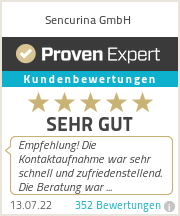 Erfahrungen & Bewertungen zu Sencurina GmbH