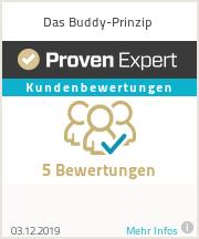 Erfahrungen & Bewertungen zu Das Buddy-Prinzip