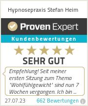 Erfahrungen & Bewertungen zu Hypnosepraxis Markus Götz & Stefan Heim