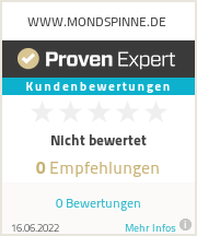 Erfahrungen & Bewertungen zu WWW.MONDSPINNE.DE