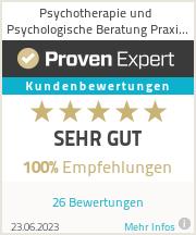 Erfahrungen & Bewertungen zu Psychotherapie und Psychologische Beratung Praxis Schröder-Göritz