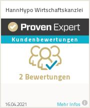 Erfahrungen & Bewertungen zu HannHypo Wirtschaftskanzlei