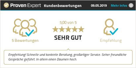 Kundenbewertungen & Erfahrungen zu Schahr Agency GbR. Mehr Infos anzeigen.