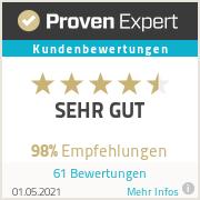 Erfahrungen & Bewertungen zu PTC Telematik GmbH