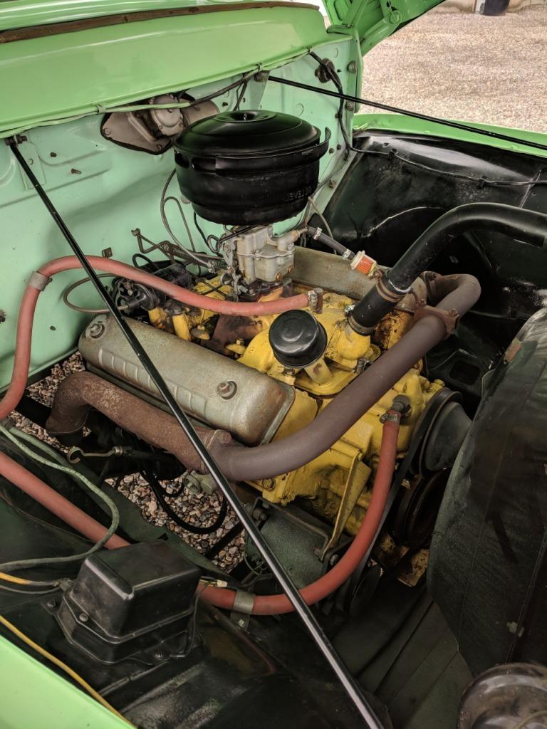medium resolution of  1956 ford f100