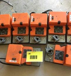 belimo gm24 damper actuators qty 7  [ 1024 x 768 Pixel ]
