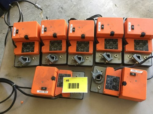 small resolution of belimo gm24 damper actuators qty 7