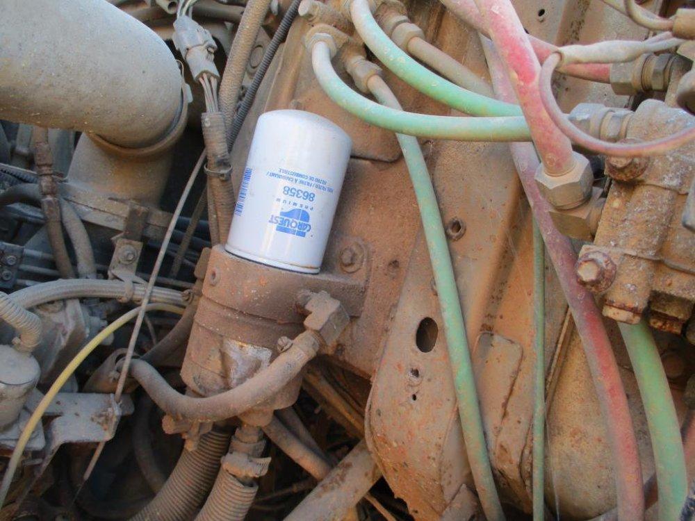 medium resolution of 1994 ford l8000 dump truck