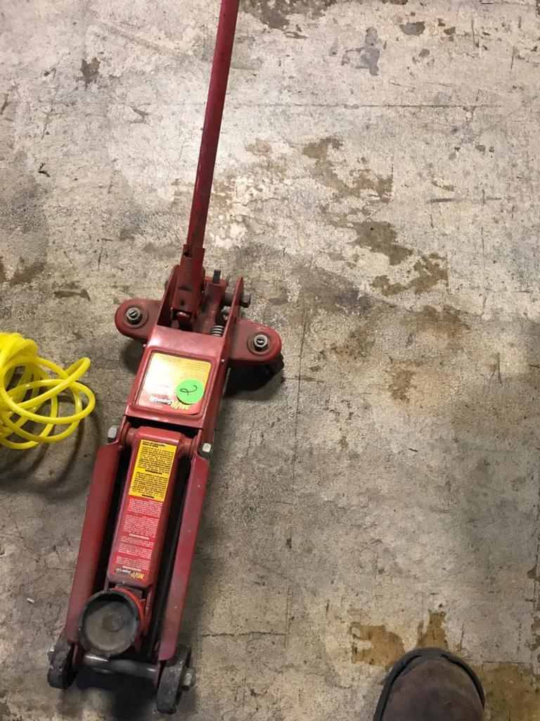 Mvp Superlift Jack : superlift, Super, Floor, Handle, Industrial, Machinery, Equipment, Repair, Online, Auctions, Proxibid