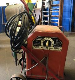 lincoln electric ac 225 arc welder [ 768 x 1024 Pixel ]