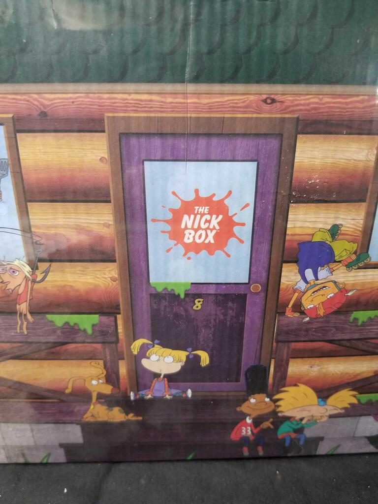 Nick Box Comic Con : comic, Comic, Sealed, Antiques, Collectibles, Online, Auctions, Proxibid