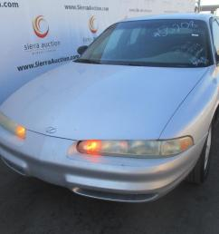 2001 oldsmobile intrigue  [ 1024 x 768 Pixel ]