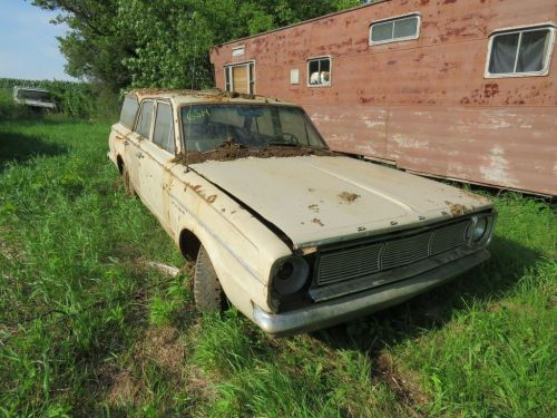 small resolution of 1964 dodge dart 4dr wagon