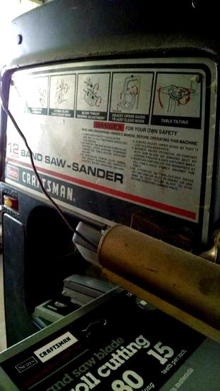 Craftsman 12 Inch Band Saw